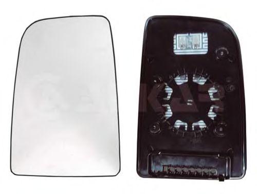 Стекло зеркала заднего вида ALKAR 6441994