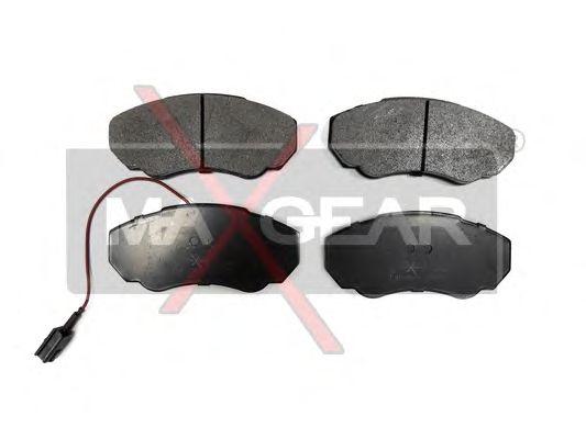Тормозные колодки MAXGEAR 19-0594