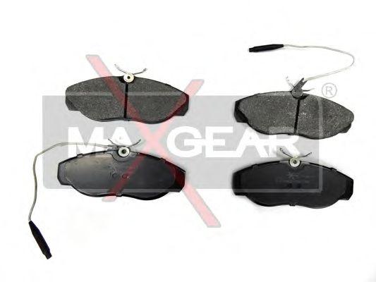 Тормозные колодки MAXGEAR 19-0611