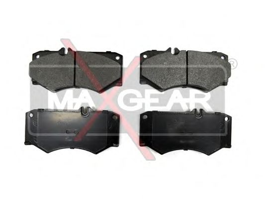Тормозные колодки MAXGEAR 19-0618