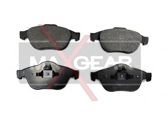 Тормозные колодки MAXGEAR 19-0644