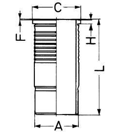 Гильза цилиндра KOLBENSCHMIDT 89595110