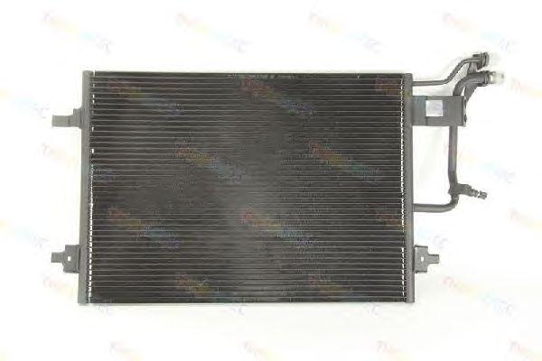 Радиатор кондиционера THERMOTEC KTT110078