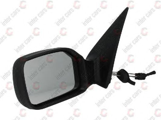 Зеркало заднего вида BLIC 5402-04-1112287P