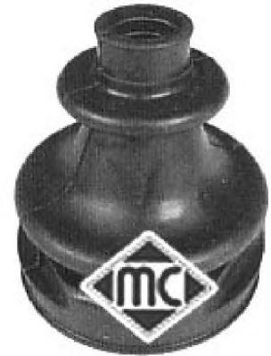 Пыльник ШРУСА Metalcaucho 01079