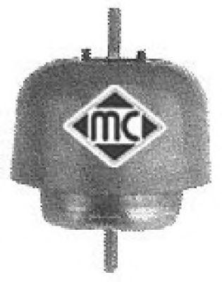 Подушка двигателя Metalcaucho 04132