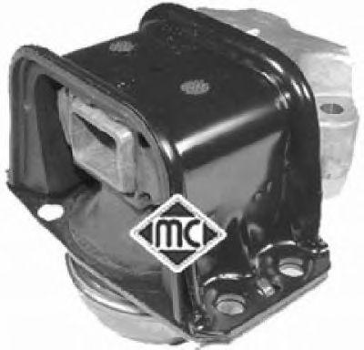 Подушка двигателя Metalcaucho 04732
