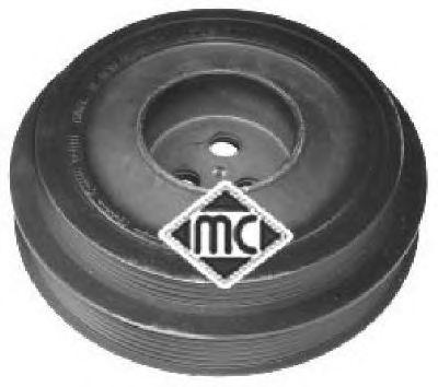 Шкив коленвала Metalcaucho 05313