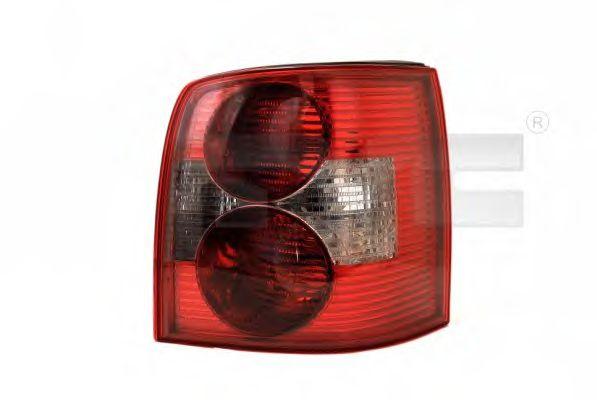 Задний фонарь TYC 11-0209-01-2