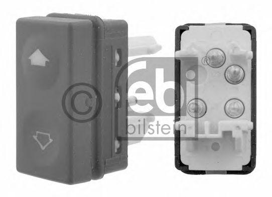 Выключатель, стеклолодъемник; Выключатель, сдвигаемая панель FEBI BILSTEIN 21013