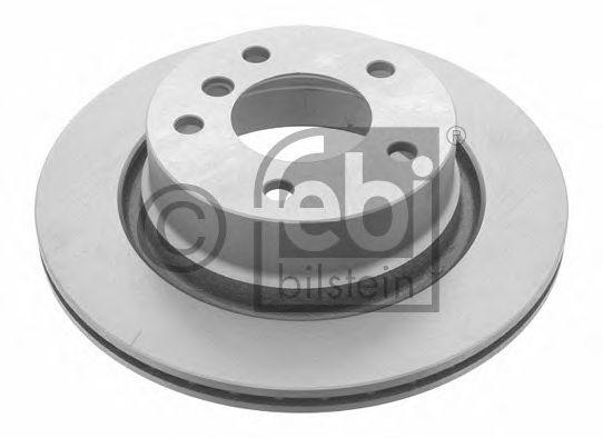 Тормозной диск FEBI BILSTEIN 28165