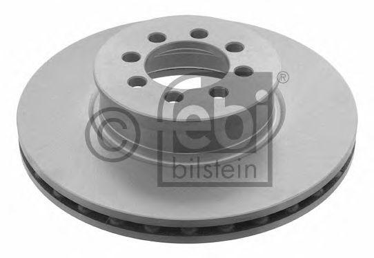Тормозной диск FEBI BILSTEIN 30542