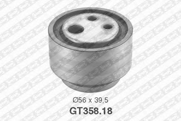 Натяжной ролик ремня ГРМ SNR GT358.18