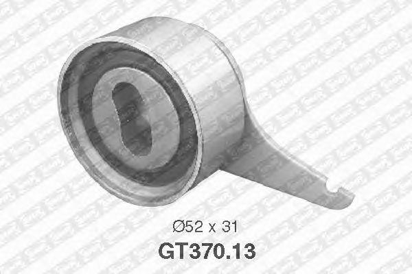 Натяжной ролик ремня ГРМ SNR GT370.13