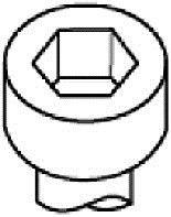 Комплект болтов головки блока цилиндров (ГБЦ) PAYEN HBS374