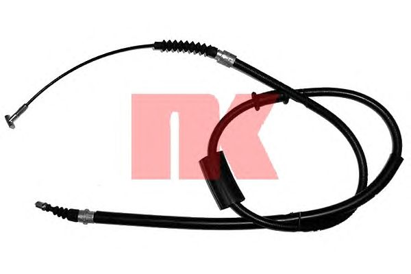 Трос ручника NK 9023107