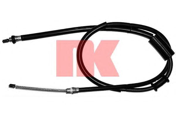 Трос ручника NK 902391