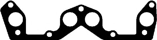 Прокладка выпускного коллектора AJUSA 13138600