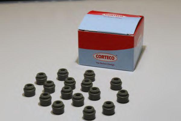 Комплект сальников клапанов CORTECO 19036089