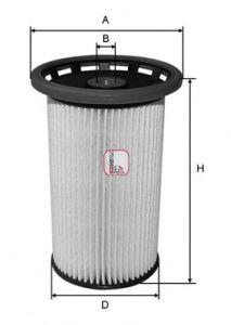 Топливный фильтр SOFIMA S 6025 NE