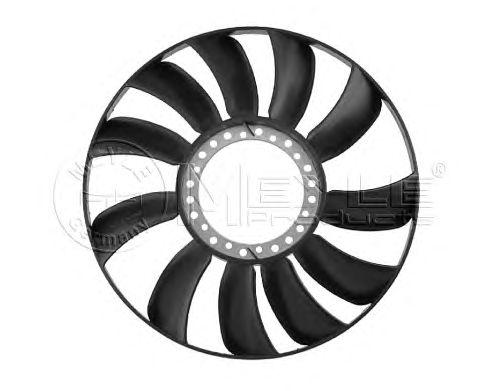 Крыльчатка вентилятора охлаждения MEYLE 100 121 0071
