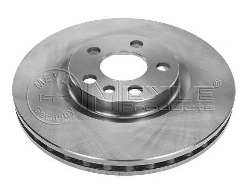 Тормозной диск MEYLE 11-15 521 0006