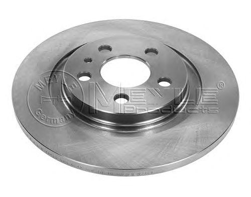 Тормозной диск MEYLE 11-15 523 0042