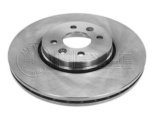 Тормозной диск MEYLE 16-15 521 0006