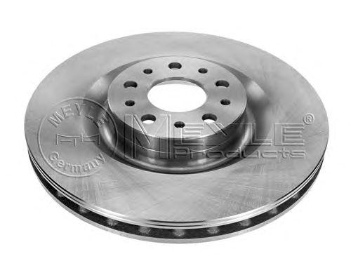 Тормозной диск MEYLE 215 521 0045