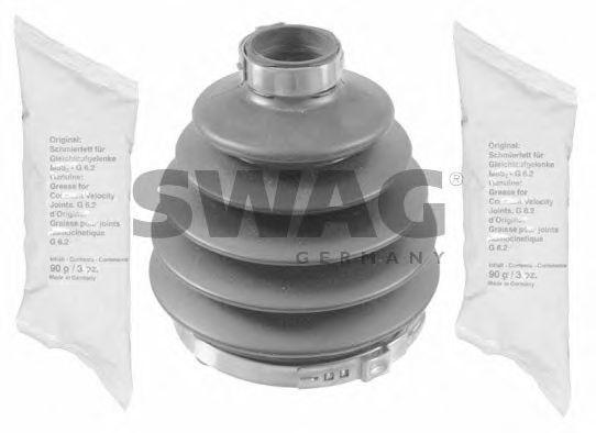 Комплект пыльника ШРУСа SWAG 40 92 1245