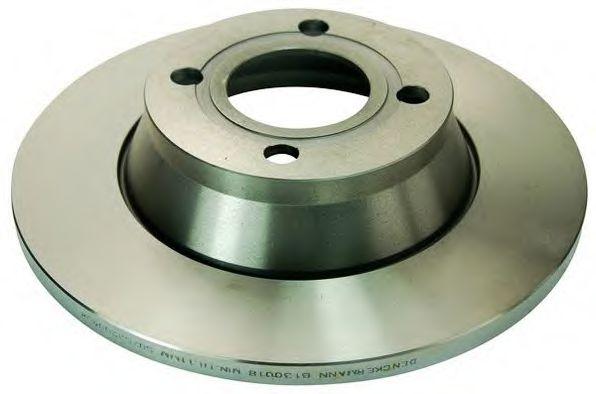 Тормозной диск DENCKERMANN B130018