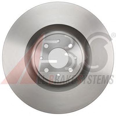 Тормозной диск A.B.S. 18016