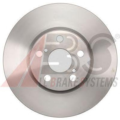 Тормозной диск A.B.S. 18060