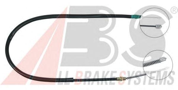 Трос ручника A.B.S. K12296