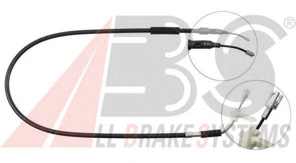Трос ручника A.B.S. K19738