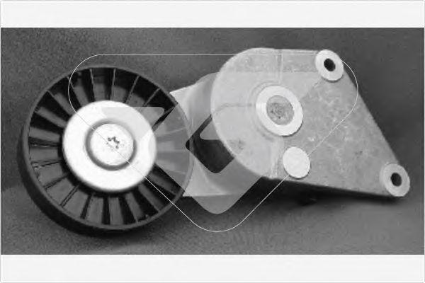 Натяжной ролик поликлинового ремня HUTCHINSON T0201
