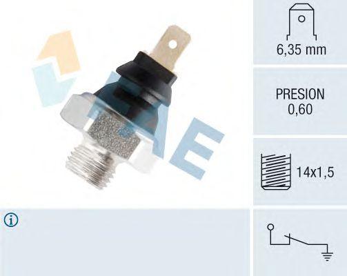 Датчик давления масла FAE 11260