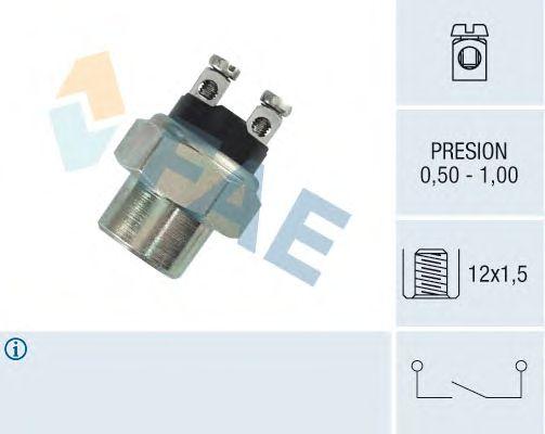 Выключатель фонаря сигнала торможения FAE 26020
