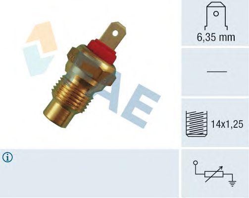 Датчик температуры охлаждающей  жидкости FAE 31370
