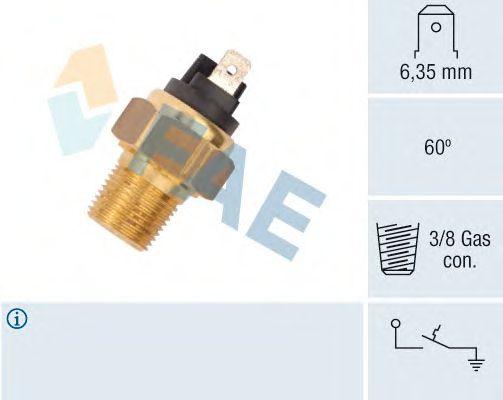 Датчик температуры охлаждающей жидкости FAE 35960