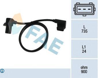 Датчик импульсов FAE 79039 (датчик частоты вращения)