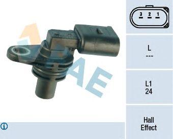 Датчик FAE 79129 (управление двигателем, положение распределительного вала