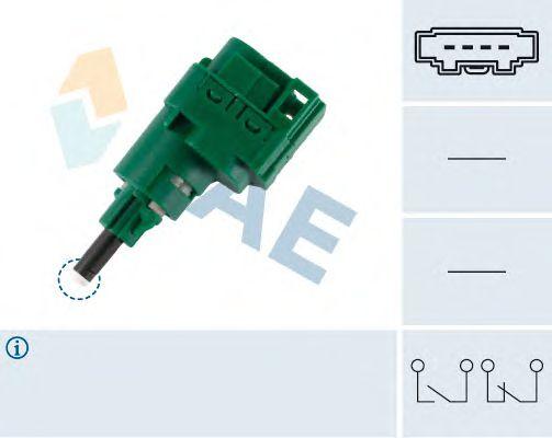 Выключатель фонаря сигнала торможения FAE 24762