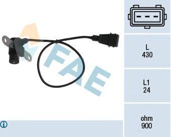 Датчик импульсов FAE 79032 (датчик частоты вращения)