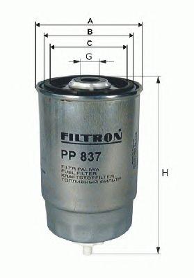Топливный фильтр FILTRON PP979/4