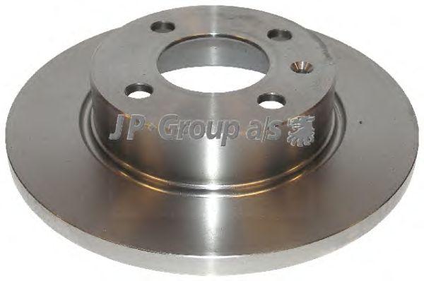Тормозной диск JP GROUP 1163100100