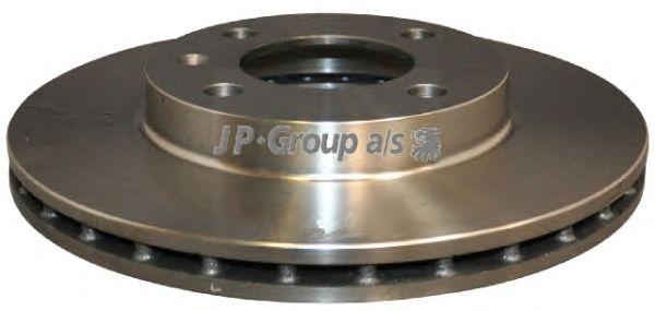Тормозной диск JP GROUP 1163102100