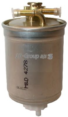 Топливный фильтр JP GROUP 1118702800