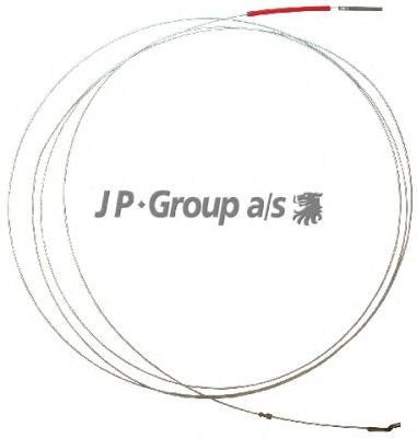 Тросик газа JP GROUP 8170100603