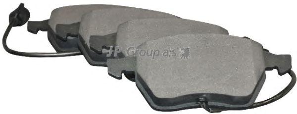 Тормозные колодки JP GROUP 1163602410